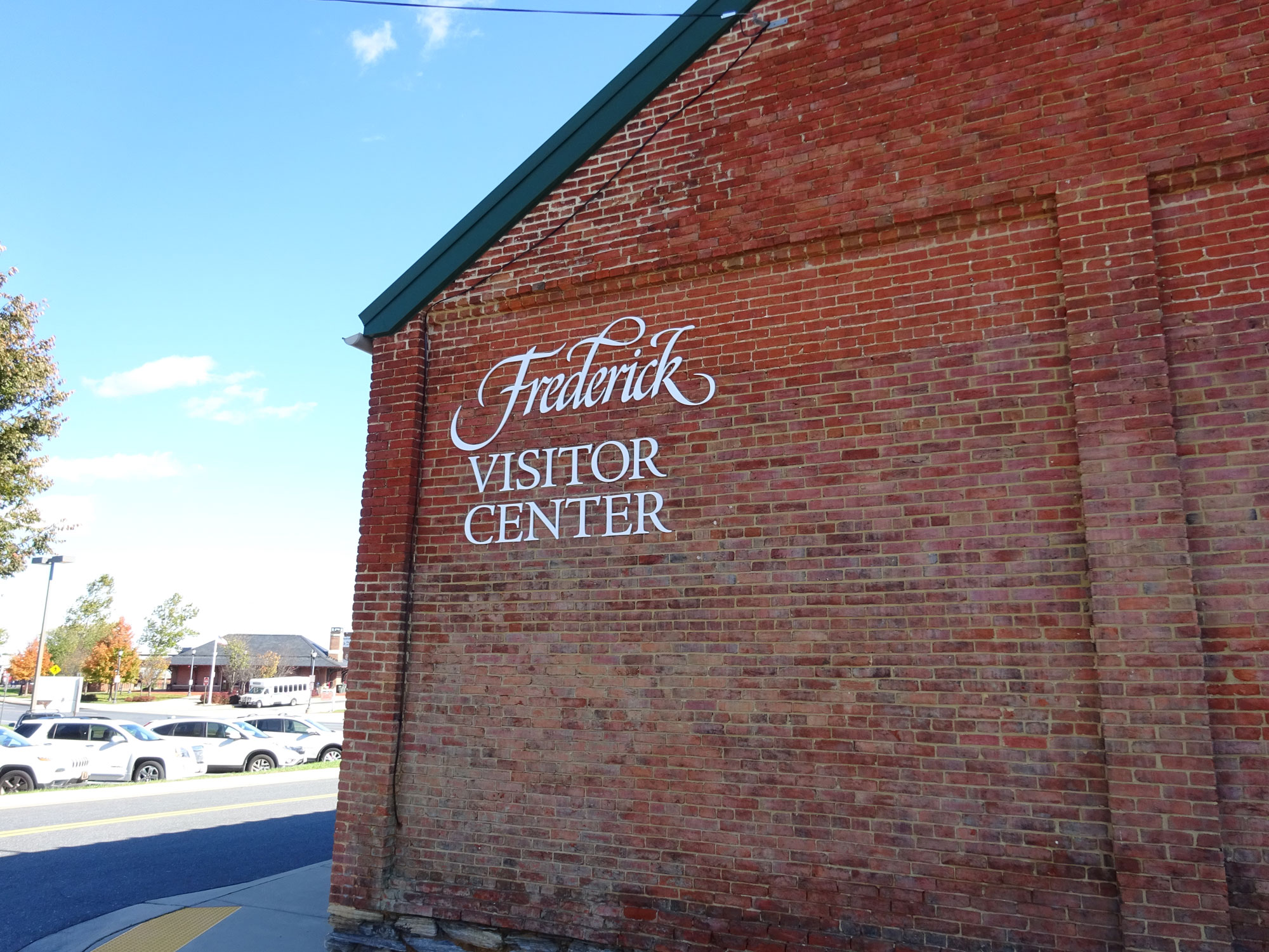 frederick-md-visitor-center