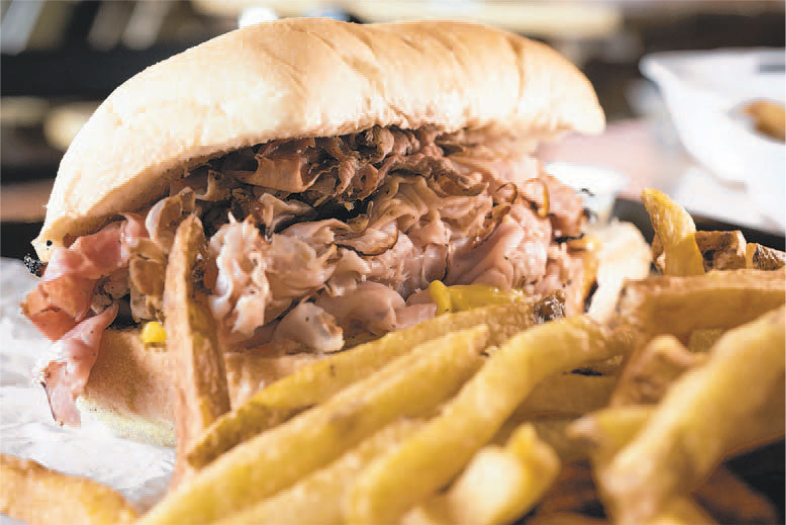 Chaps Pit Beef is Classic Charm City