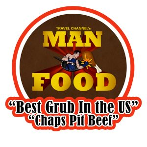 Travel Channel's Man Food