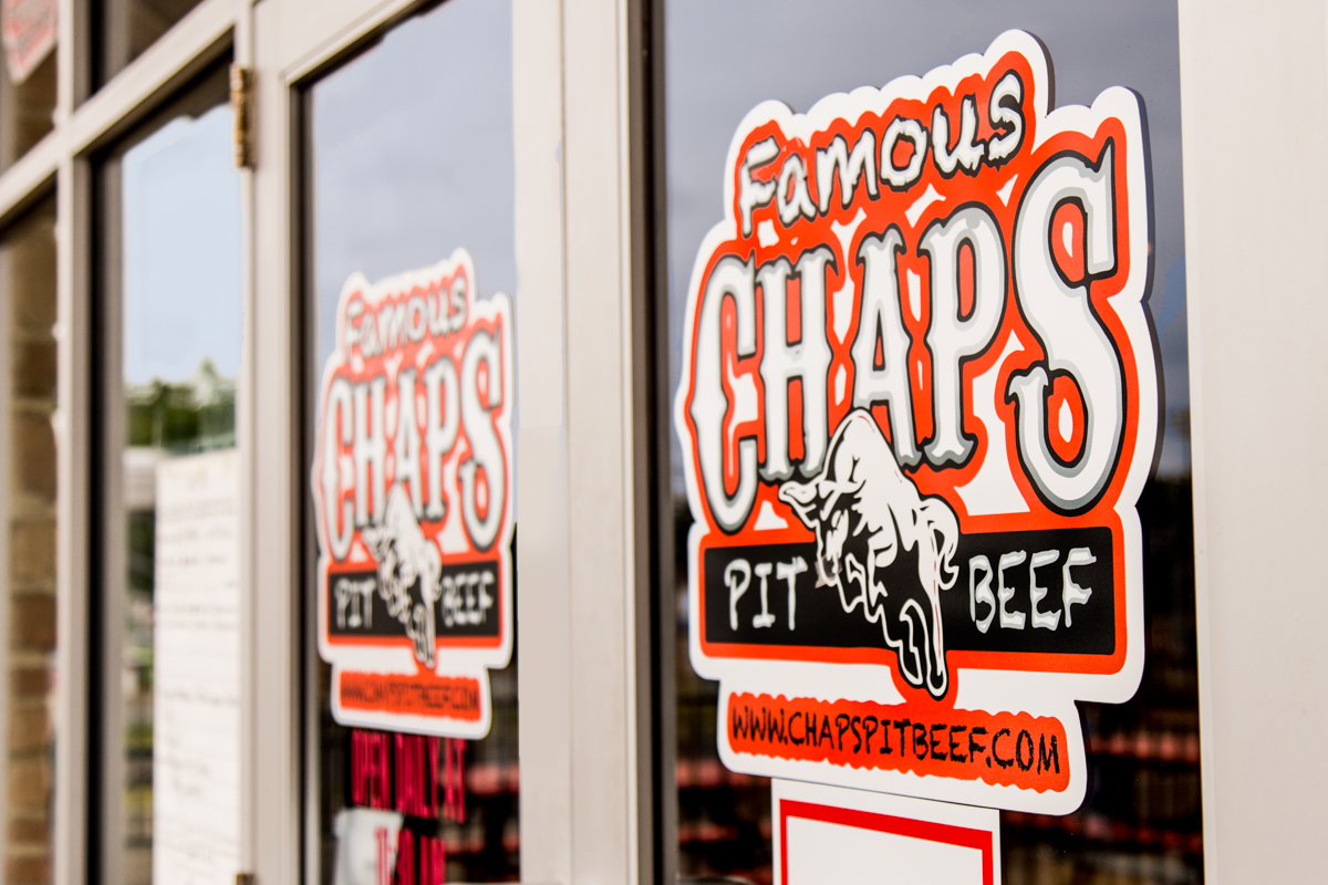 Chaps Pit Beef BBQ