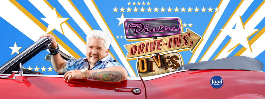 Diners, Drive-ins and Dives - Chaps Pit Beef