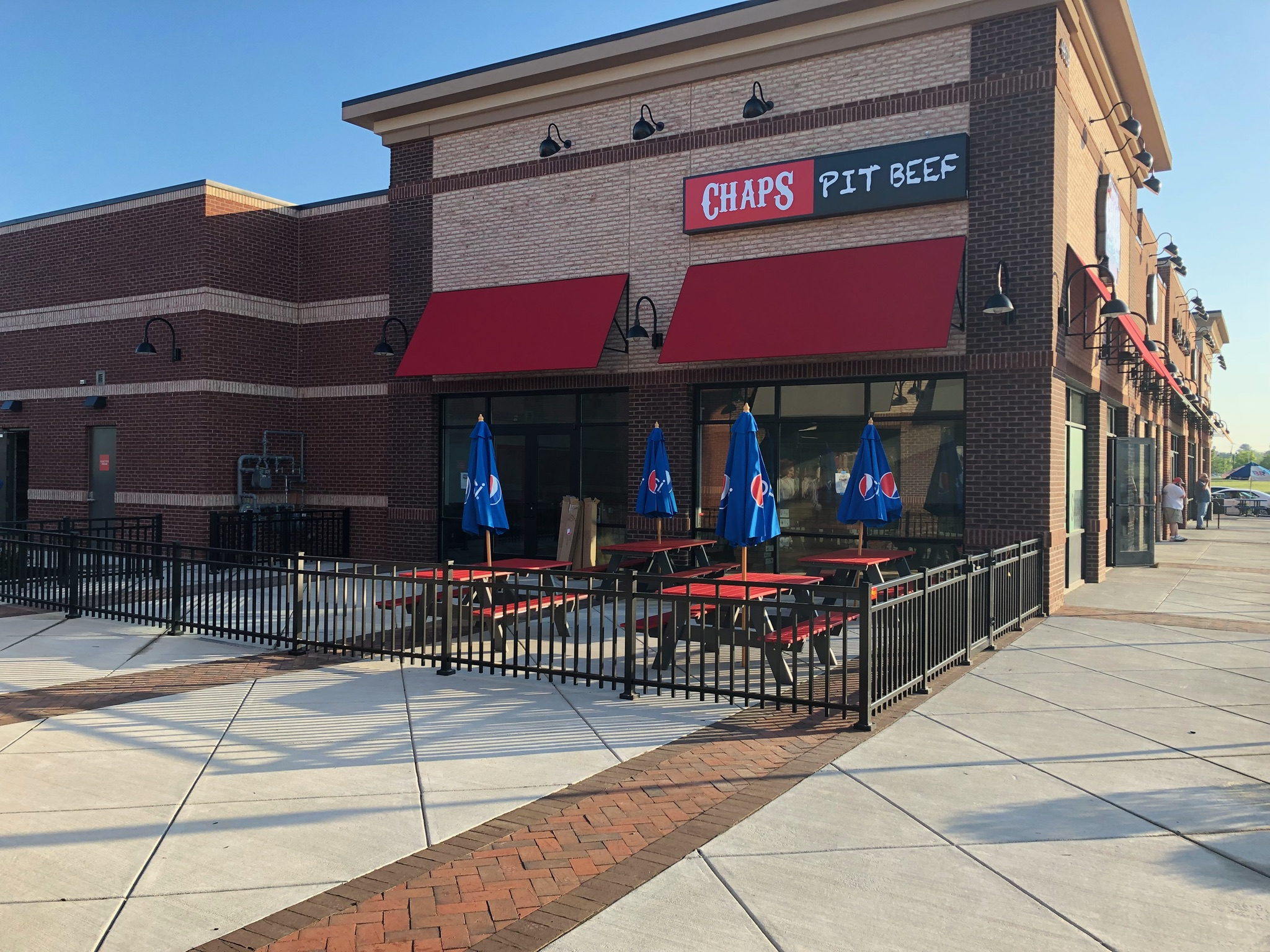 Chaps Frederick Is Celebrating Their Grand Opening!