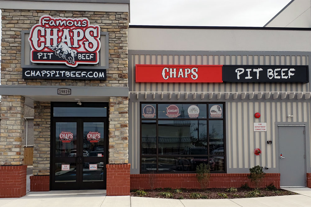 Chaps Pit Beef BBQ Franchise Has Expanded to Rehoboth Beach, DE