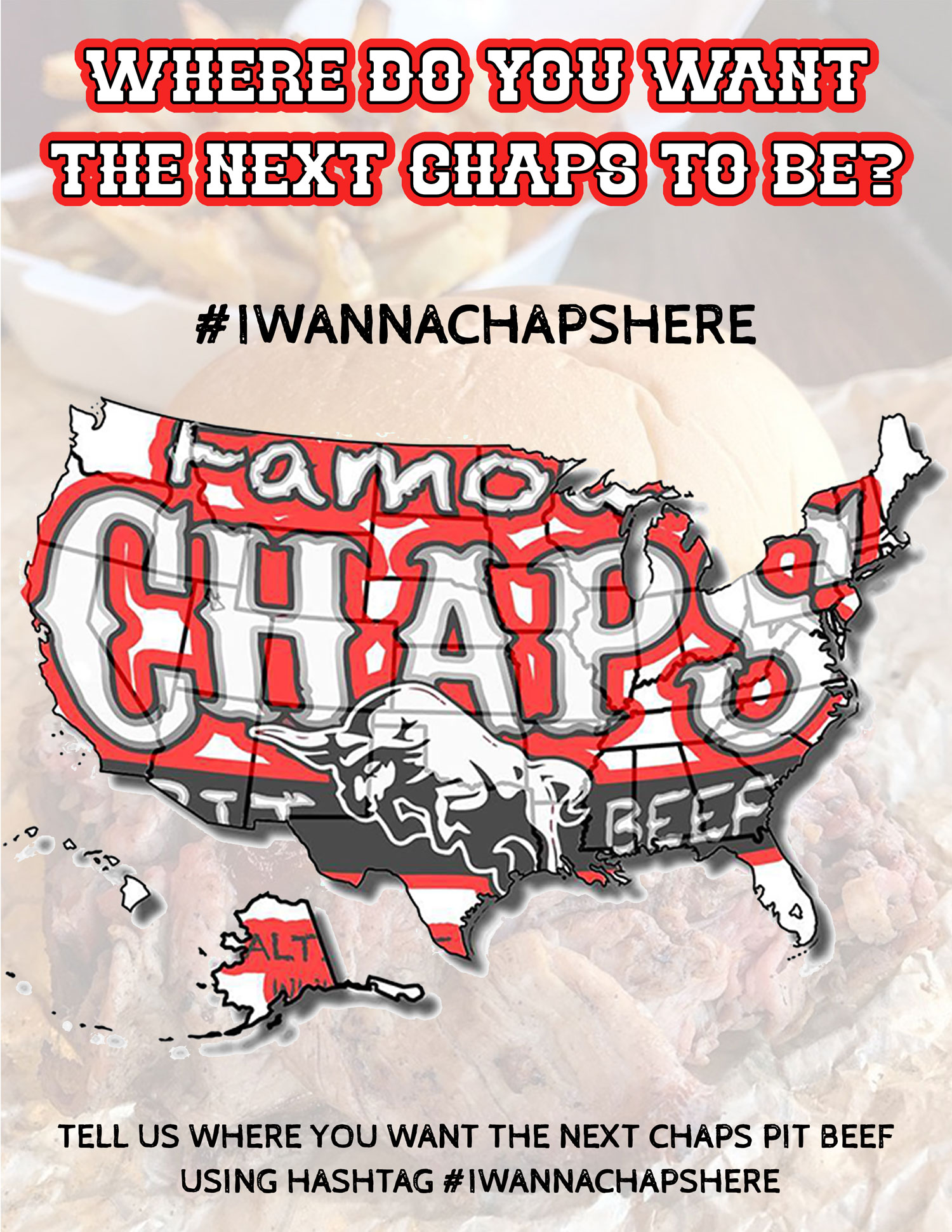 Where Do You Want the Next Chaps To Be?